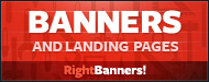 right banners
